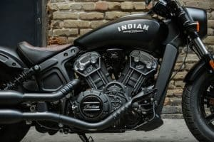 Indian Scout Bobber 2017