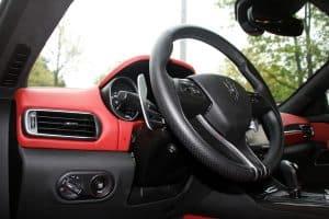 Maserati Levante Q4 Diesel Innenraum