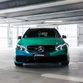 Mercedes AMG E63 S Folierung