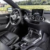 Mercedes-Benz X-Klasse Innenraum