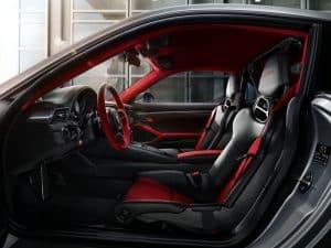 Porsche 911 GT2 RS Innenraum