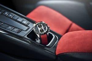 Porsche Design Uhr Chronograph 911 GT2 RS