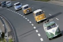 VW Bulli Parade