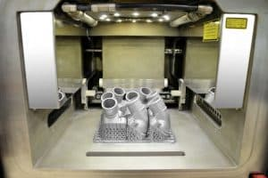 3 D Metall Drucker