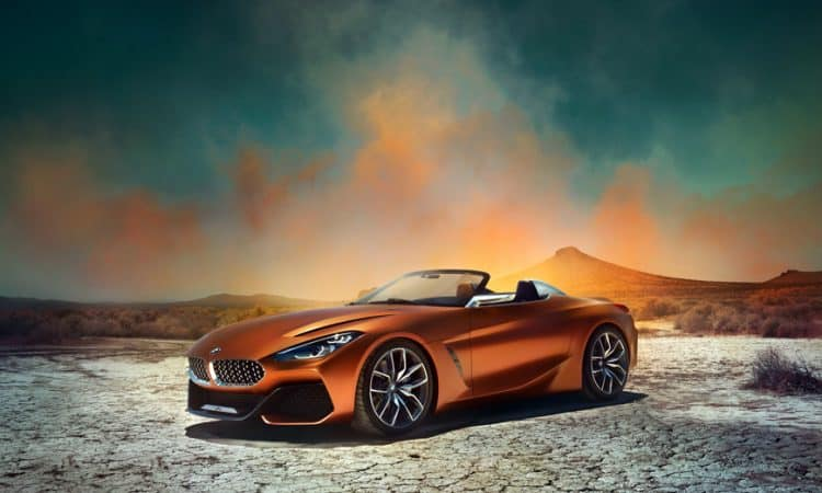 BMW Z4 Konzept