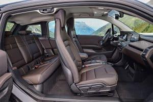 BMW i3s Innenraum