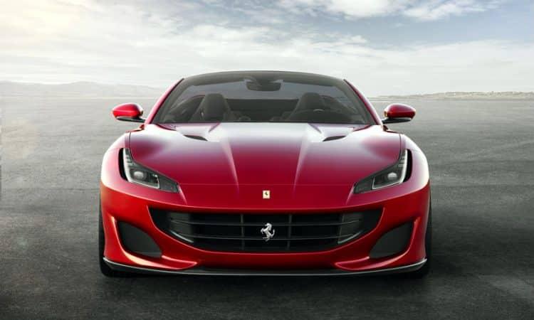 Ferrari Portofino Klappdach Cabrio