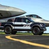 Ford F-150 Raptor F22