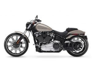 Harley-Davidson Softail 114th Anniversary Breakout