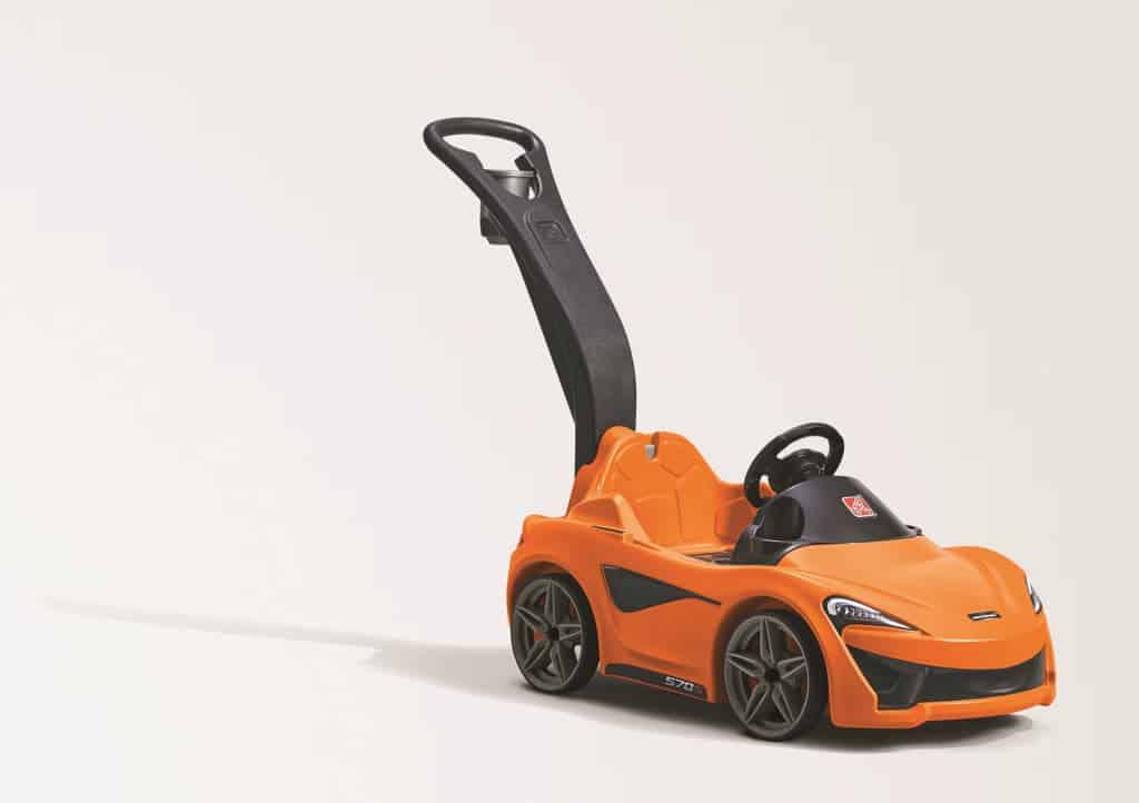 McLaren 570S Step2 Kinder Schiebe-Sportwagen