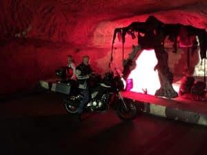 Motorradhöhle