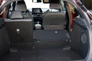 Toyota C-HR 1.8 Hybrid Innenraum