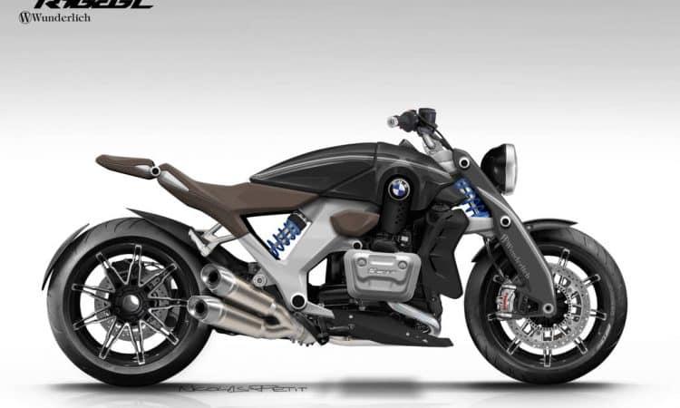 Wunderlich BMW R 1600 C-Konzept
