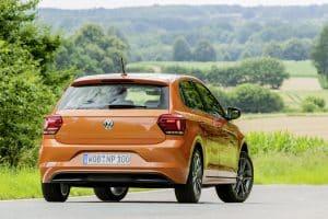 VW Polo Probefahrt 2018