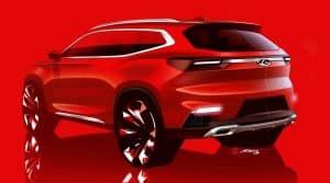 Chinaauto-Hersteller Chery bringt SUV