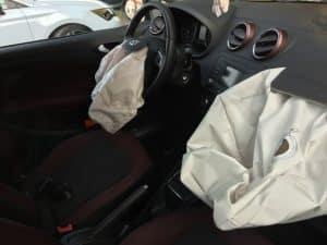 Seat Ibiza Airbags