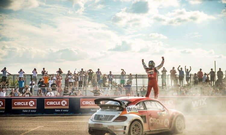 VW Beetle Rallye GRC