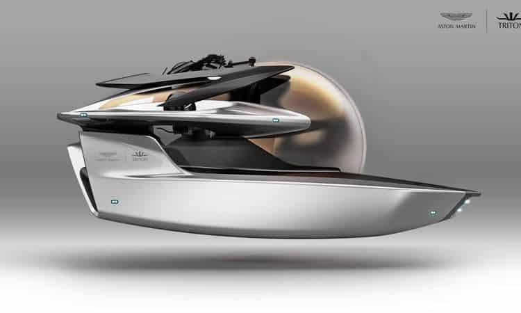 Aston Martin U-Boot Project Neptune