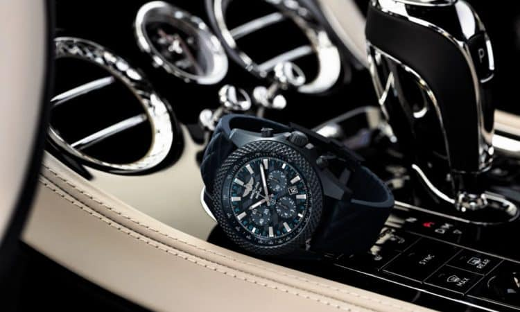Bentley GT Dark Sapphire Edition MUSTHAVE
