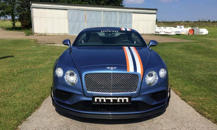 Bentley New Continental GT Tuning