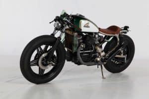 Güllepumpe Custom Bike Kingston Customs Cafe Racer Turbo