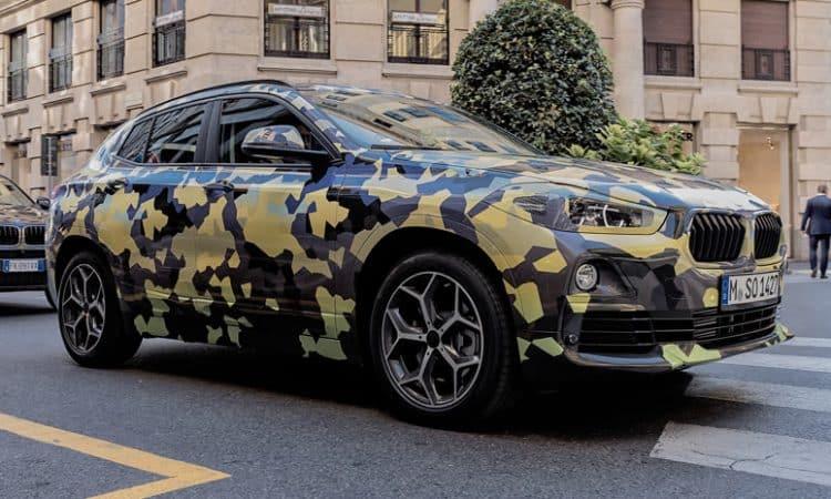 Der neue BMW X2