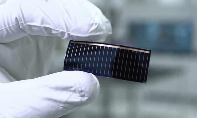 Elektromobiliät Solarzelle