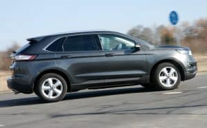 Ford Edge 2.0 TDCI Test