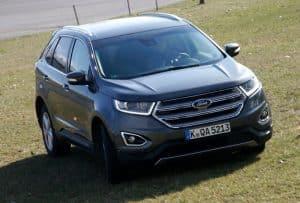 Ford Edge 2.0 TDCI Test