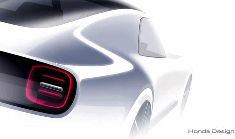 Honda Sports EV Concept Tokio Motor Show