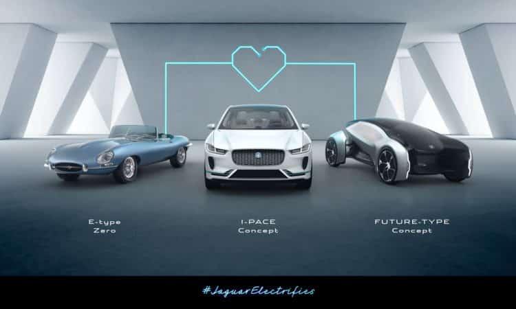 Jaguar der Zukunft