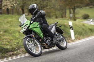 Kawasaki Versys-X 300 Rückruf
