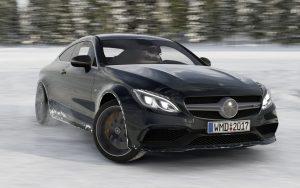 Mercedes-AMG C63 Coupé S
