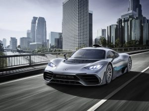IAA 2017 Mercedes-AMG Project ONE
