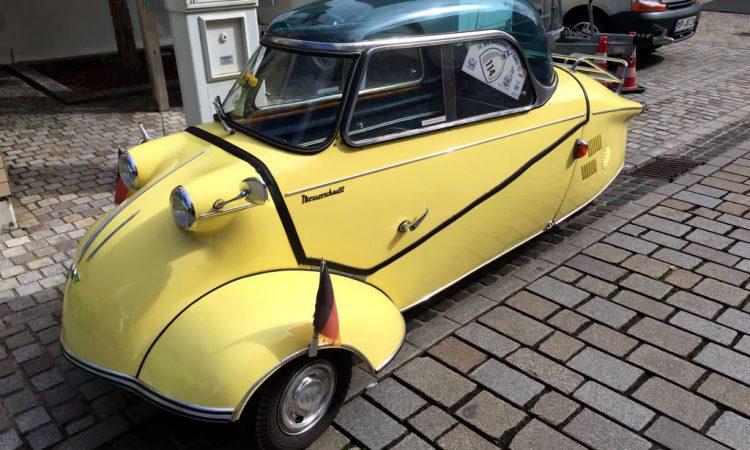 Oldtimer Messerschmitt Kabinenroller