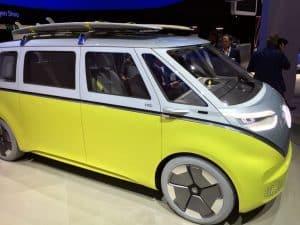 VW Bulli E Buzz