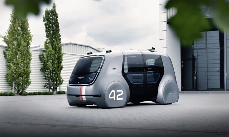 VW Sedric Concept IAA 2017