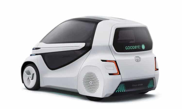 Auto für Rollstuhlfahrer Concept-i RIDE
