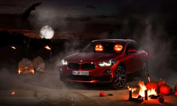 BMW X2 Halloween