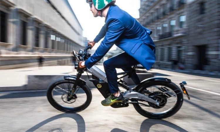 Bultaco Albero MOTO-E-BIKE