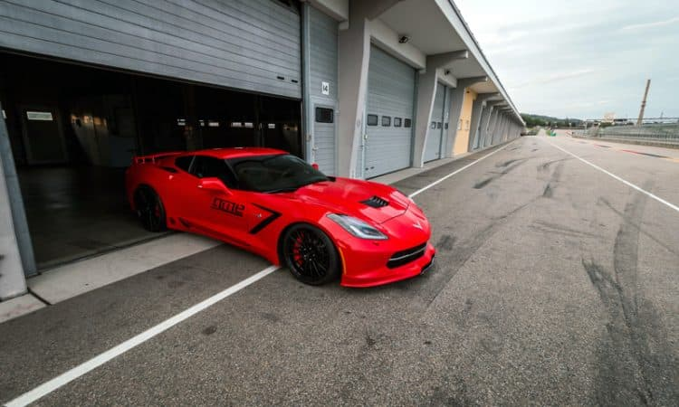 Corvette C7 Kompressor Kit Tuning