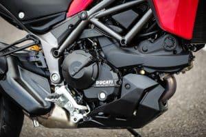 Ducati Multistrada 950 Test