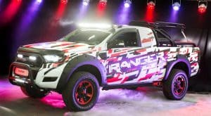Essen Motor Show 2017 Ford Ranger Tuning