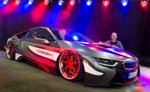 Essen Motor Show 2017 BMW i8 Tuning