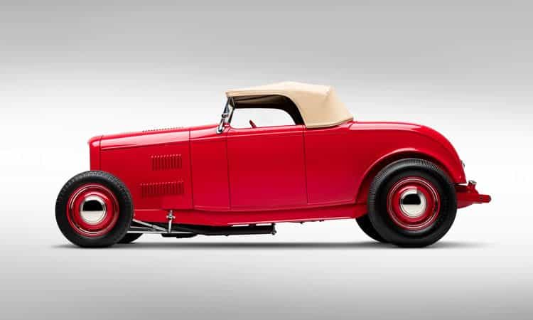 Hot Rod McGee Roadster