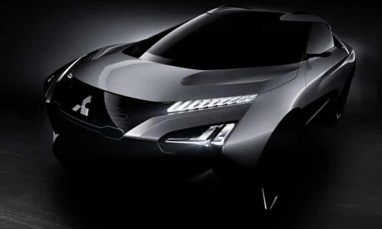 Konzeptauto Mitsubishi e-Evolution