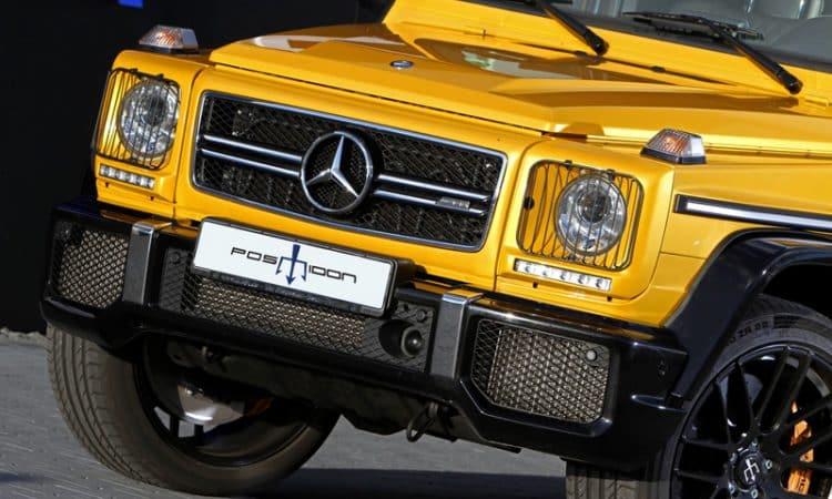 Mercedes-AMG G 63 Tuning