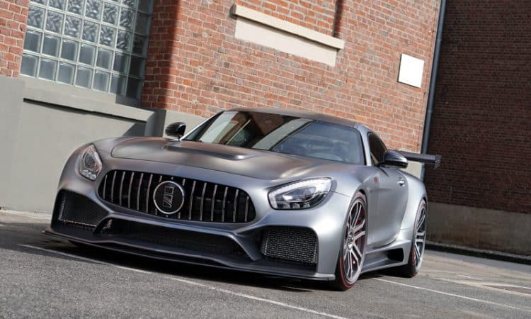 Mercedes AMG GTS Tuning