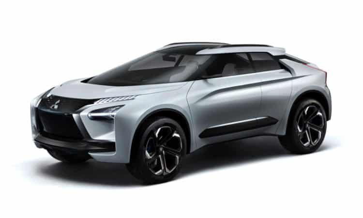 Mitsubishi e-EVO Concept