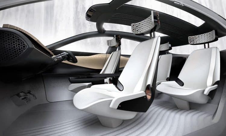 Nissan IMx Innenraum